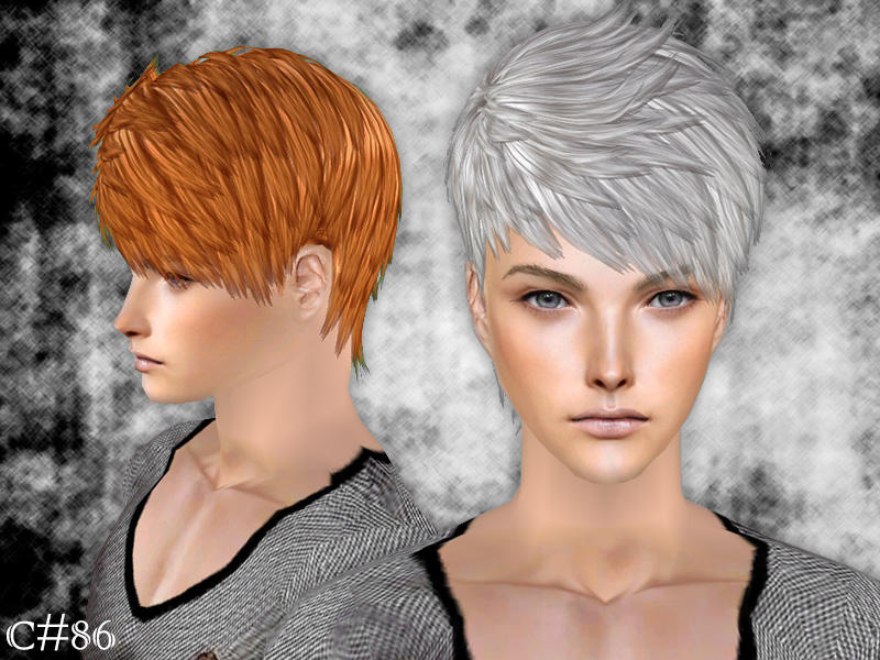 Sims 2 Downloads Male Hair