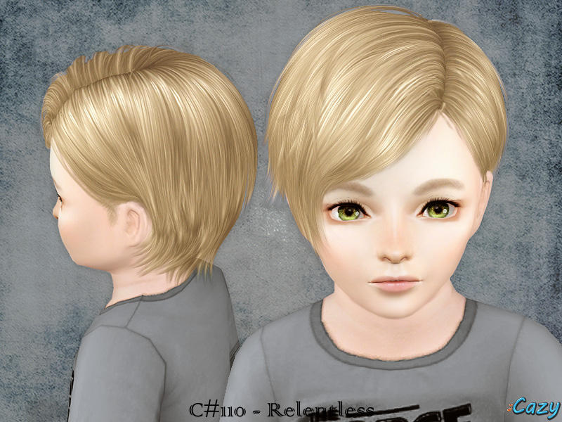 Cazy S Relentless Hairstyle Set