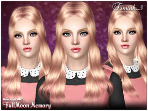 Tsminh_3 Hairstyle 002  .