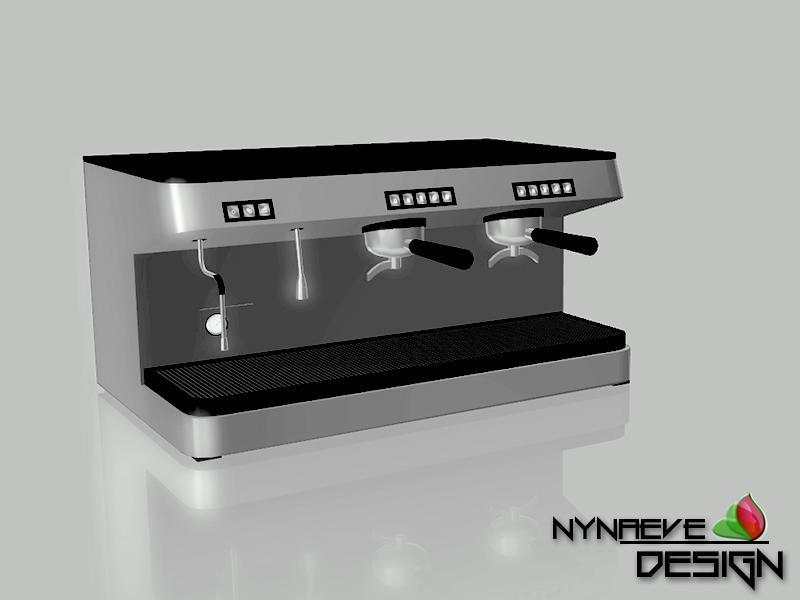 Single best coffee serve and machine espresso