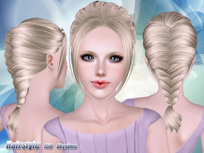 Skysims Hair 150