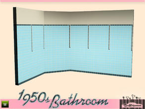 Sims 3 — 1950s Bathroom Tiles E by BuffSumm — Part of the *1950s Bathroom* ***TSRAA***