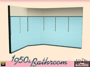 Sims 3 — 1950s Bathroom Tiles D by BuffSumm — Part of the *1950s Bathroom* ***TSRAA***