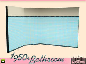 Sims 3 — 1950s Bathroom Tiles B by BuffSumm — Part of the *1950s Bathroom* ***TSRAA***