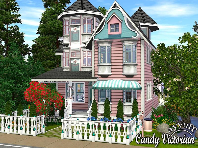 ayyuff's candy victorian -furnished-