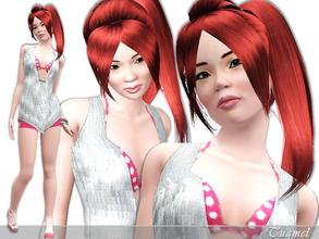 Sims 3 — Aurora [Young Adult]  by TugmeL — Sophisticated and fun this young lady is beautifully made for you to enjoy.
