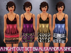 Free Sims 3 Clothing Sets - 'store'