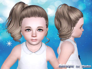 Sims 3 — Skysims Hair Toddler 153 by Skysims — Female hairstyle for toddlers.