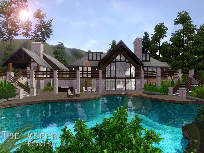 The Sims 3 скачать Дома