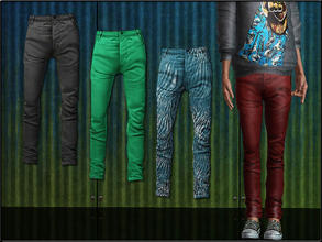 Sims 3 — MaleFashionSet6_BaggyPants by Shojoangel — Hi...fashionable and trendy set for your male