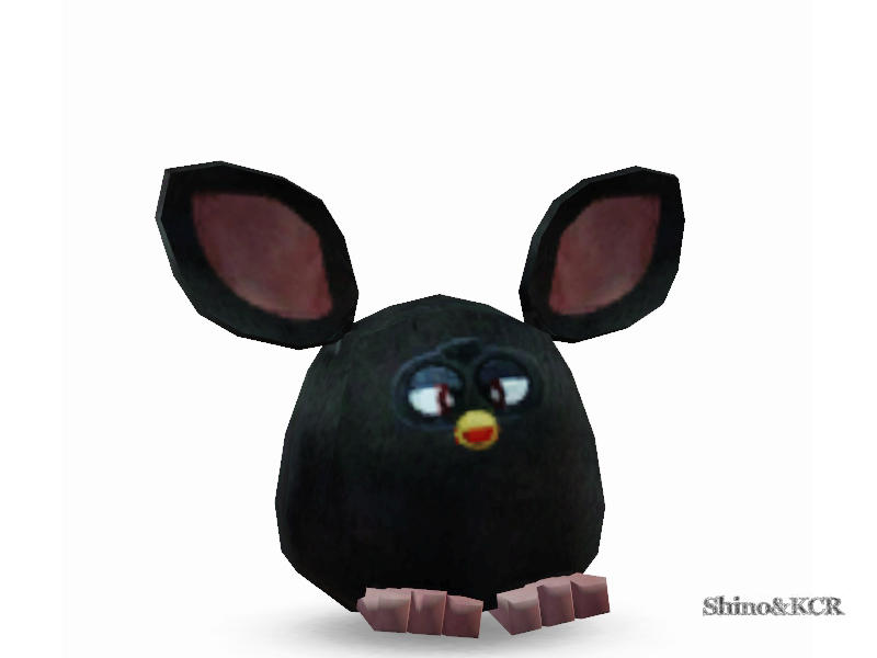 Shinokcr S Gothic Children Furby As Toy