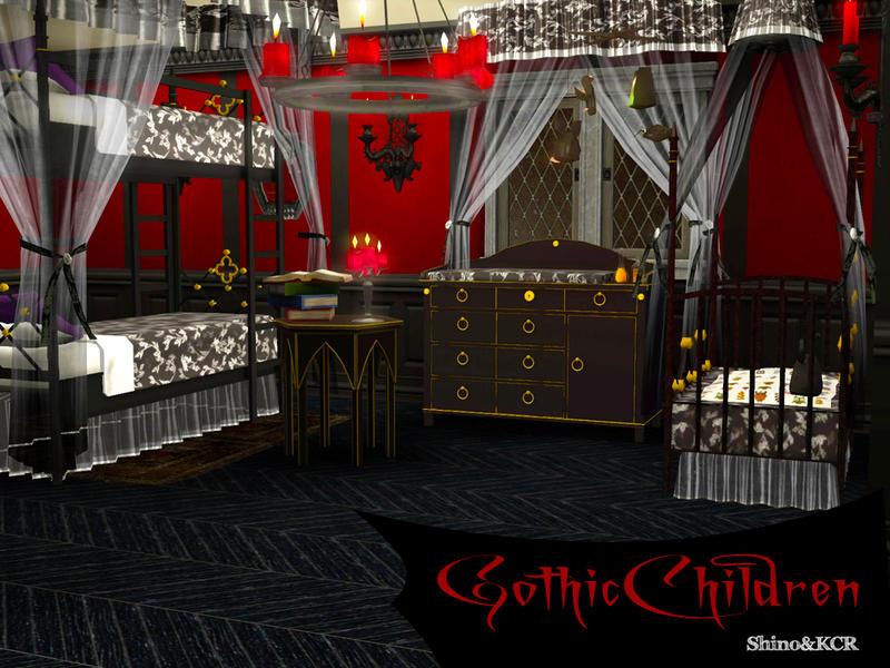 Shinokcr S Gothic Children
