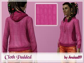 Sims 3 — Cloth padded by anulaa892 — This pattern is perfect for all kinds of fabrics, from bedspreads to the warm