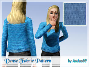 Sims 3 — Dense Fabric Pattern by anulaa892 — Pattern simply ideal for all kinds of fabrics.