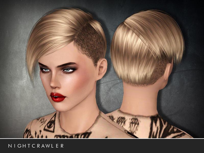 Miley Cyrus Short Hair Sims 3 Best Hairstyles 2017 - 800x600 - jpeg
