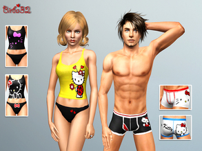 df0eed159b Sims 3 Downloads -  hello kitty