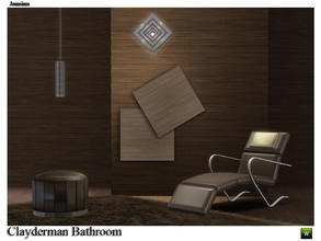 Sims 3 — wood pattern clayderman by jomsims — wood 1 color