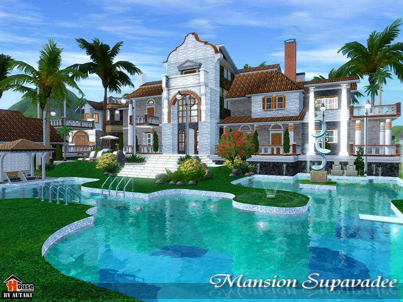 Autaki 39 s mansion supavadee for Beach house 3 free download