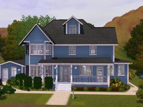 Gilmore Girls House sims 3 downloads - 'gilmore girls'