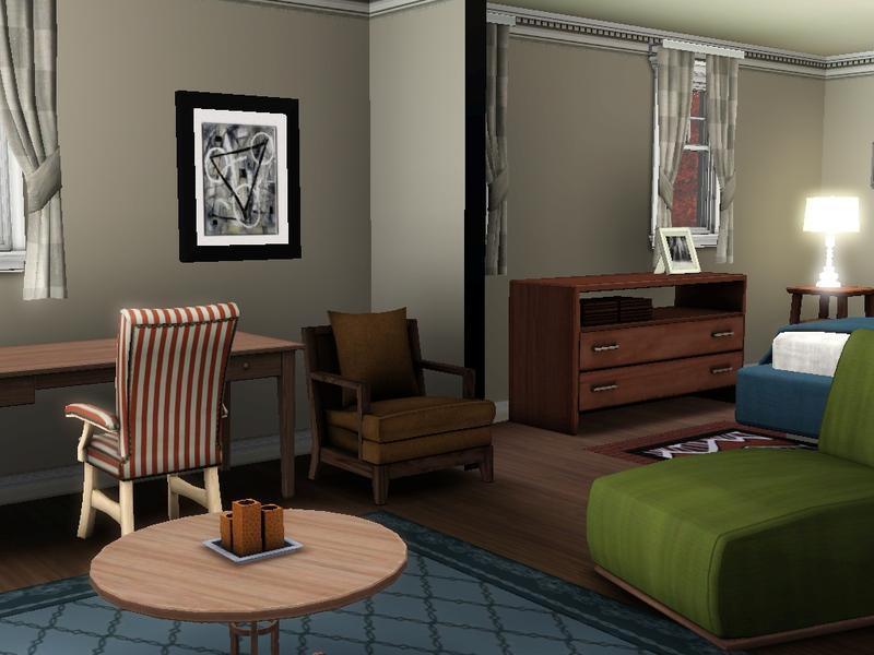 Dorienski 39 s carrie bradshaw 39 s apartment - Carrie bradshaw apartment layout ...