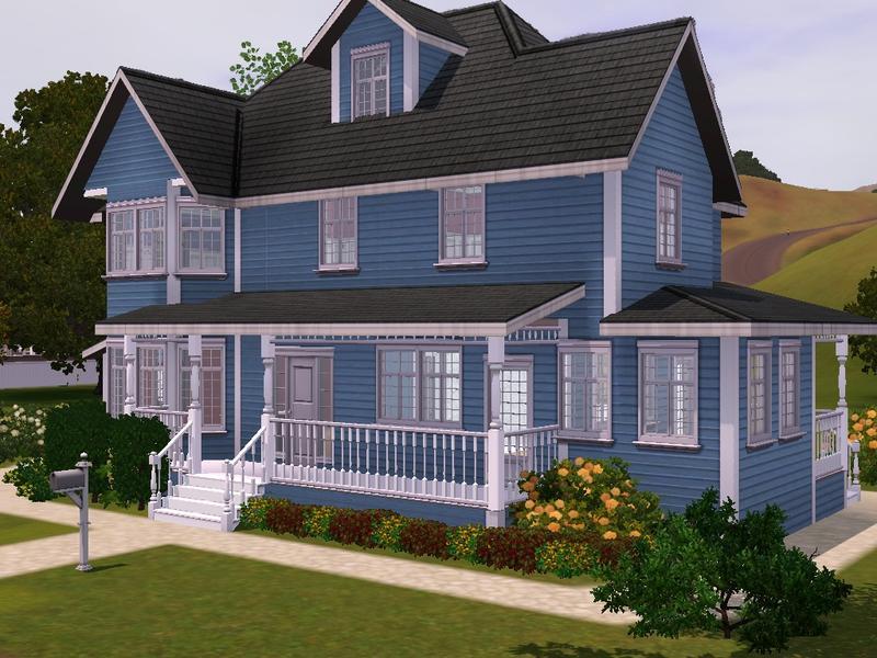 dorienski 39 s sookie 39 s house gilmore girls unfurnished. Black Bedroom Furniture Sets. Home Design Ideas