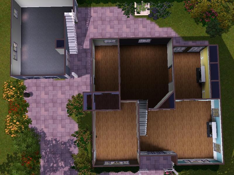 dorienskis Desperate Housewives the Van De Kamp house unfurnished – Bree Van De Kamp House Floor Plan