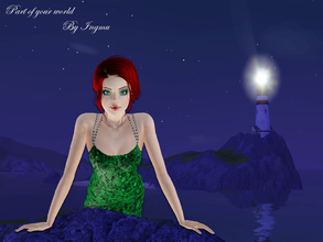 Sims 3 — Part of your world set by ingmu2 — Beautiful collection inspired by The Little Mermaid.