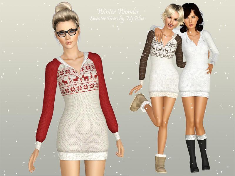 Toddler Sweater Dresses For Christmas