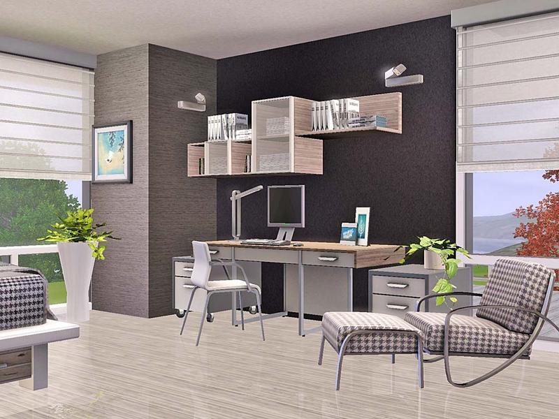 ung999s One Room Living Bedroom