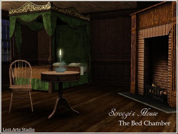 Lostarts Scrooge S House