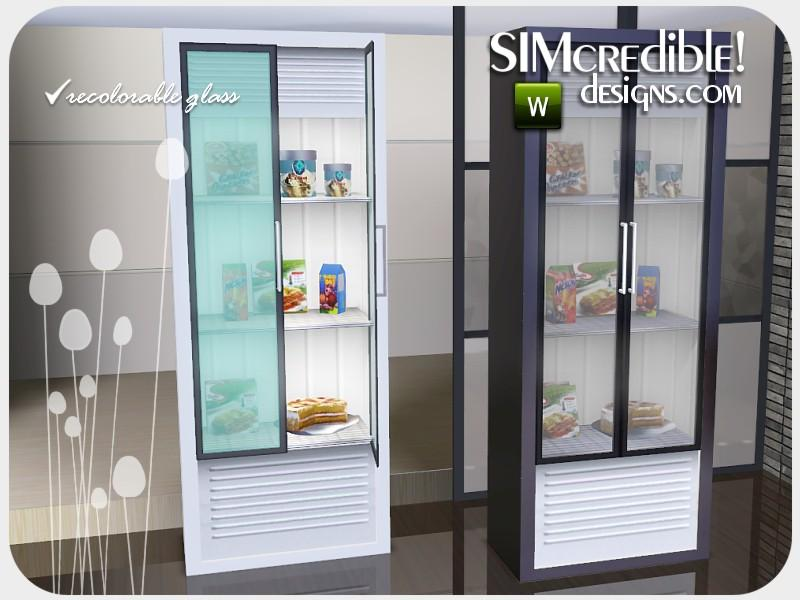 Simcredible S Gelata Fridge