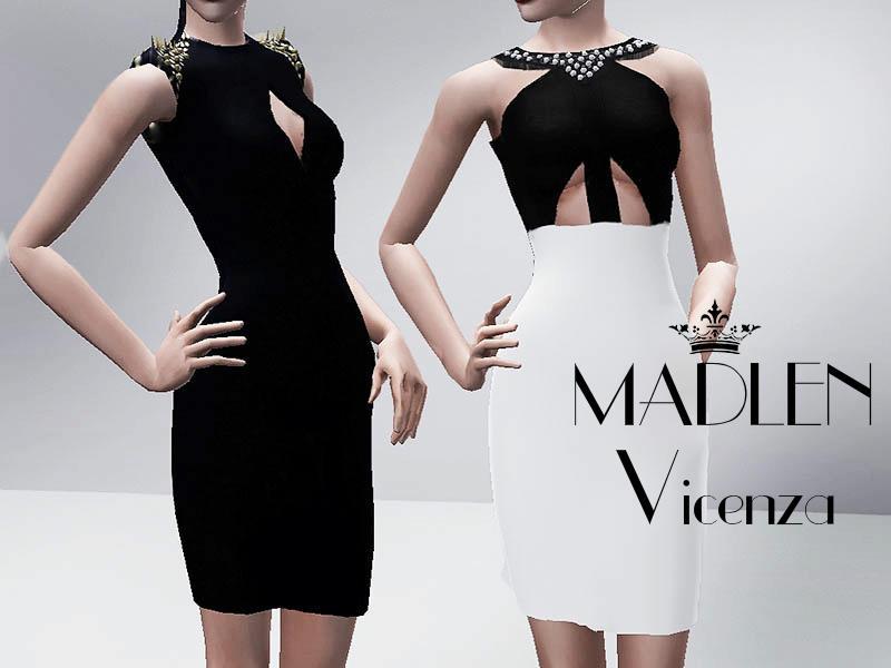 MJ95's Madlen Vicenza Set (3D)