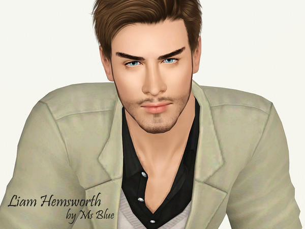 Male sims iphone pics 34