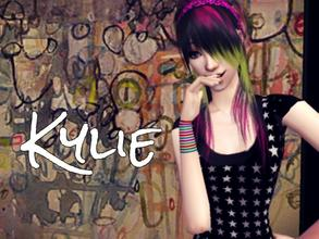 Sims 2 — + Kylie + by AraSims2 — Requested by Taylor111 ~ You can change it up if you\'d like of course ^.^ I\'ll make