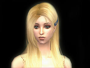 Sims 2 — Lily by Lisica022 — Lily confident girl. She knows exactly what she wants and will not stop short of any