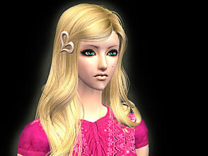 Sims 2 — Sally by Lisica022 — Sally fun and frivolous girl. She loves partying and dating.