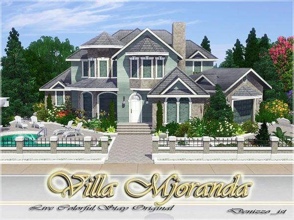 Denizzo ist 39 s villa mjoranda for Beach house 3 free download