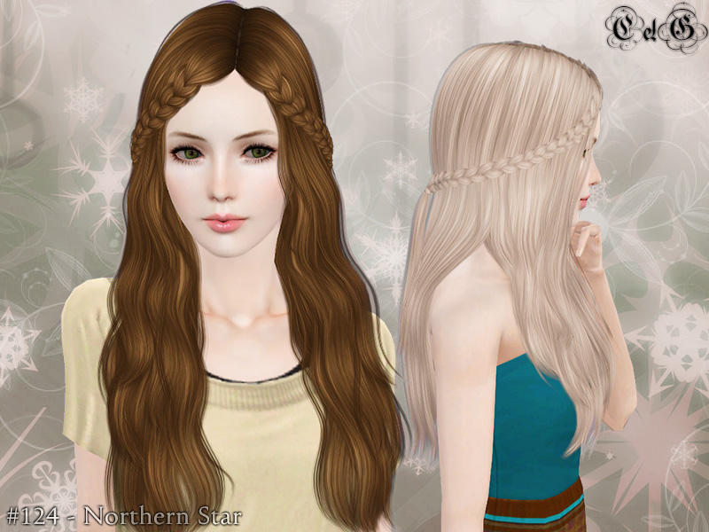 Hairstyles Braids Download: Cazy's Northern Star Hairstyle