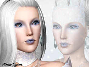 Sims 3 — Snow Queen by Wimmie —