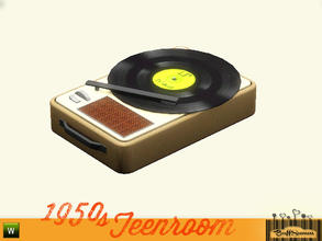 Sims 3 — 1950s Kids LP by BuffSumm — Part of the *1950s Teenroom* ***TSRAA***