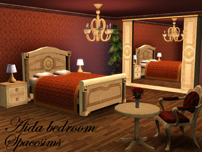 Sims 3 Adult Bedroom Sets - \'victorian\'