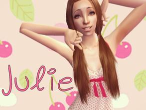 Sims 2 — ☼ Julie ☼ by AraSims2 — Enjoy! I\'ve been having problems uploading and have been pretty