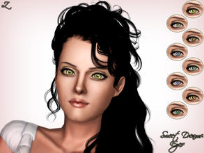 Sims 3 — Sweet Dreams Eyes by zodapop — Realistic eyes for your sims. All ages, male and female. They have 3 recolorable