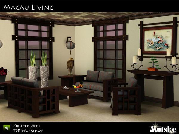Sims  Restouraunt Kitchen Decor