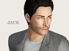 Sims 3 — Jack Blue by Ms_Blue — Jack is a model at Creations by Ms Blue and appeared in SF magazine issue 23. Jack has