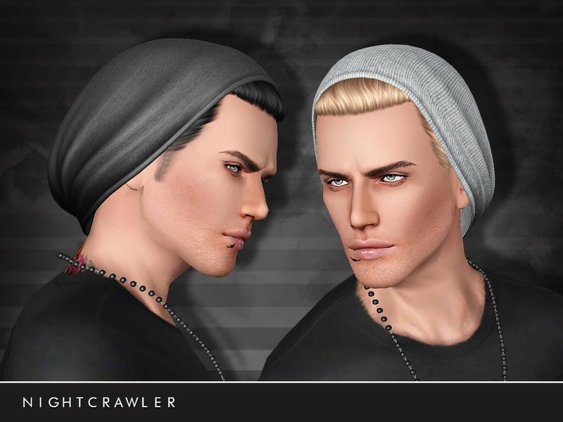 Nightcrawler Sims Beanie