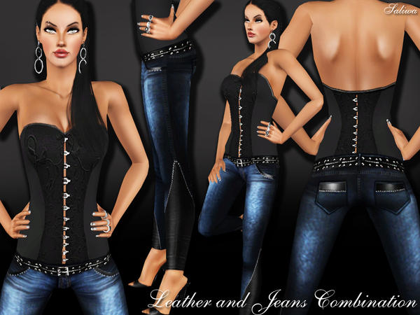 Женщины | Повседневная одежда. Наборы - Страница 2 W-600h-450-2398834