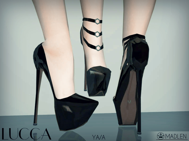 Sims  High Heel Shoes