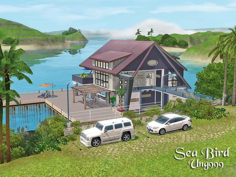 Ung999 39 s sea bird for Beach house 3 free download
