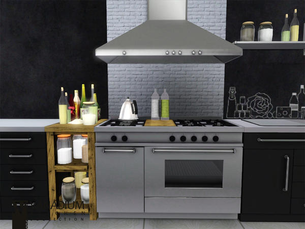 Wondymoon 39 s vanadium kitchen for Kitchen set list